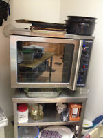 Four à convection/Convection oven
