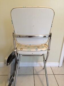 Vintage high chair London Ontario image 3