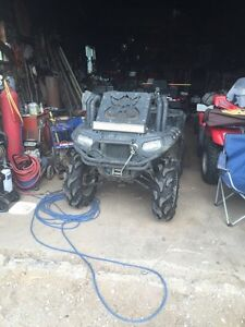 2012 Polaris sportsman 850 xp