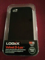Apple iPhone 4 And 4S Cover - Logiix