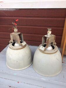 Lampe de Montréal coton avec ampoule
