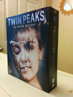 Twin Peaks: The Entire Mystery (Blu-ray)