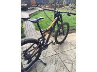Specialized Enduro Expert EVO 650b 2015 for sale - amazing DH bike!