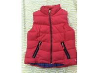 Joules Ladies Gilet/Body warmer/ Puffa Size 16 Large