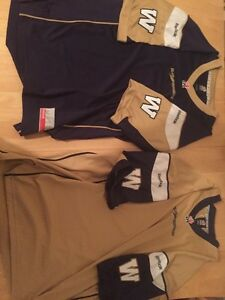 Blue Bomber Jerseys