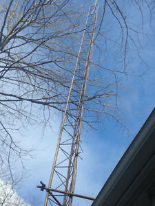 ANTENNA REMOVAL, INSTALLATIONS,&REPAIRS 35 years experience Kawartha Lakes Peterborough Area image 3