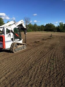 Excavating and Skidsteer Contractor  Kingston Kingston Area image 5