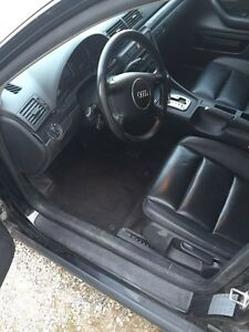 2004 Audi A4 1.8T Low KM London Ontario image 3