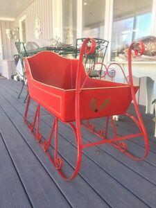 Christmas sleigh  Kawartha Lakes Peterborough Area image 4