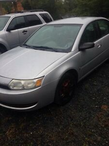 Saturn ion for parts