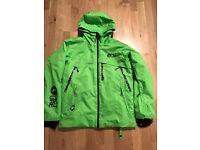 men's ski snowboard jacket picture brand