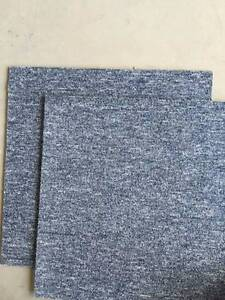 New Blue carpet Tiles $20/sqm clearing quickly Kingston Logan Area Preview