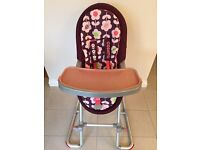 Floral Cosatto Highchair