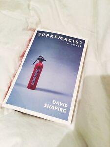 Supremacist novel by Don Shapiro