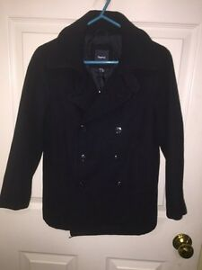 Boys size Small 6-7 Peacoat BNWT