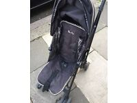 Silver cross pop buggy stroller - fully adjustable