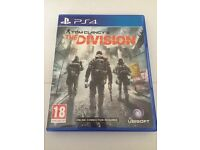 Tom Clancy The Division ps4