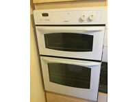 Free Gas Oven and Gas hob including oven housing and worktop