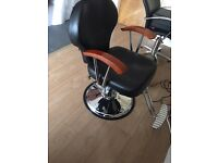 Barber/salon chair for sale brand new in box
