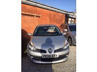 Renault Clio 1.4 petrol 2006