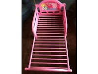 Peppa Pig junior bed