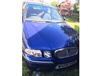 ROVER 45 1.4injection 2000 plate NEED GONE ASAP