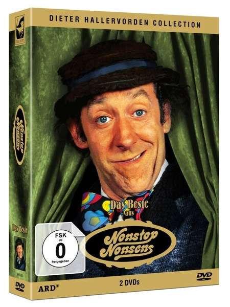 Das Beste aus NONSTOP NONSENS Best Of - DIETER DiDi HALLERVORDEN 2 DVD BOX Neu