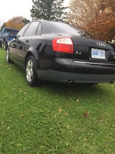 2004 Audi A4 1.8T Low KM London Ontario image 1