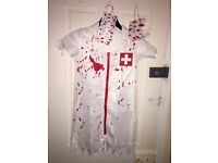 Ladies Nurse Halloween outfit
