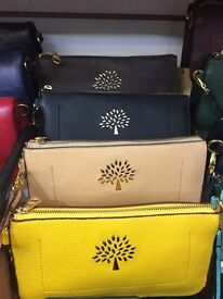 Mulberry clutches