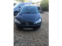Peugeot 206s 1.1l Petrol For Sale