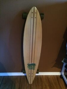Sector nine long board like new condition