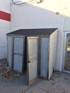4 by 8 Shed  London Ontario image 1