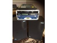 NEXO PA SYSTEM (IMMACULATE CONDITION)