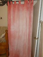 Window Panels $5.00 for the set