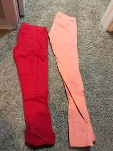4 pairs of women's jeans/coloured jeans Kitchener / Waterloo Kitchener Area image 5