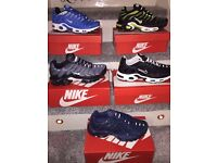 Nike Air TNs Sizes 7-11 FREE DELIVERY