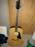 Acoustic guitar, Place an offer