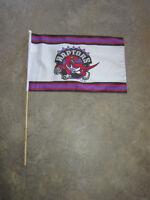 Raptors fan flag