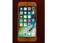 iPhone 6S 64GB gold unlocked