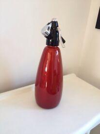 Boc soda syphon bottle vintage