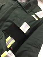 Nomex IIIa Coveralls with 3M reflective tape (below cost)