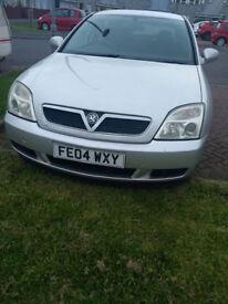 Vauxhall Vectra 1.8 Spares or Repairs mot till 28th nov