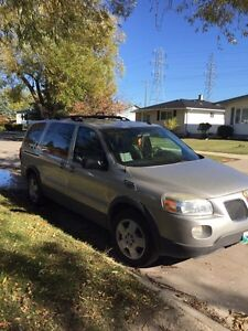 Used Pontiac Montana For Sale AS IS