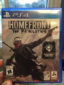Homefront - the revolution and HDMI cable for sale