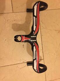 FSA PLASMA Carbon Road Bars 110mm stem 42cm width