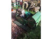 Ransomes mower lawn mower