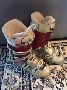 Rossignol Ladies Electra Pro Ski boots. Size 26-26.5