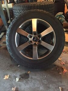 Tire/Wheels for F150