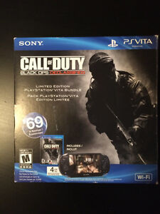PS vita call of duty version 4GB only $150 obo London Ontario image 1